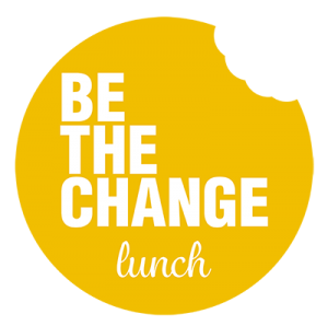 Be The Change Lunck by Luk Comunicación