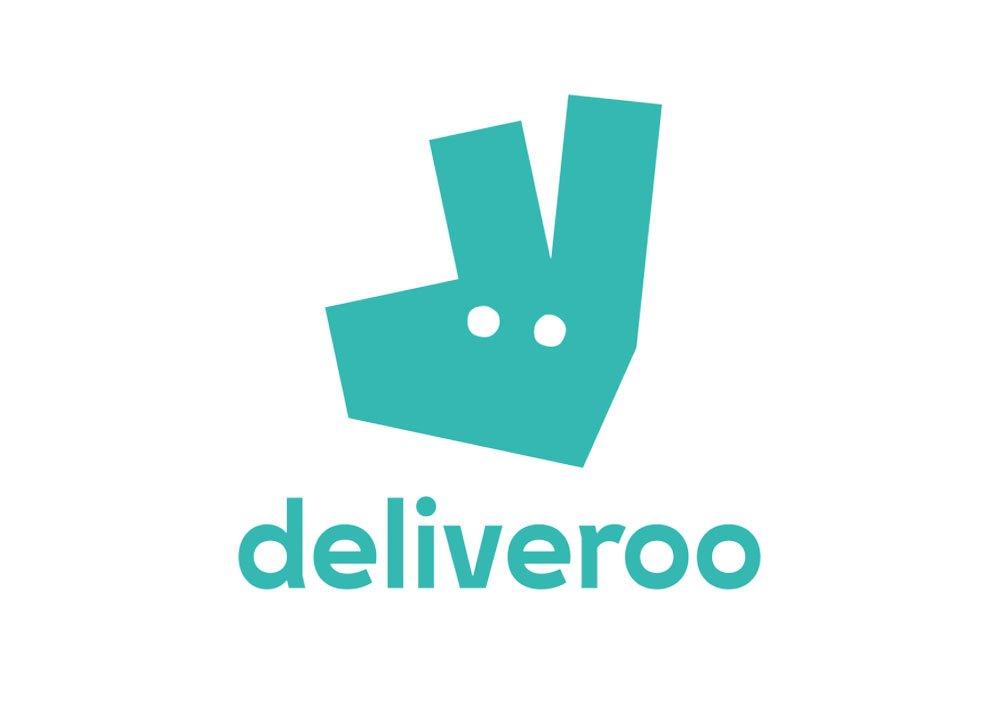Deliveroo nuevo logo