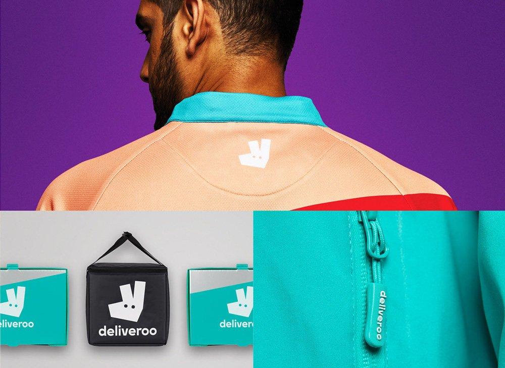 Deliveroo nueva marca