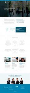 Diseño web wordpress para despacho de abogados