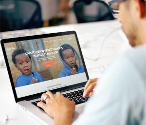 Claves para mejorar la web de tu ONG o Fundación