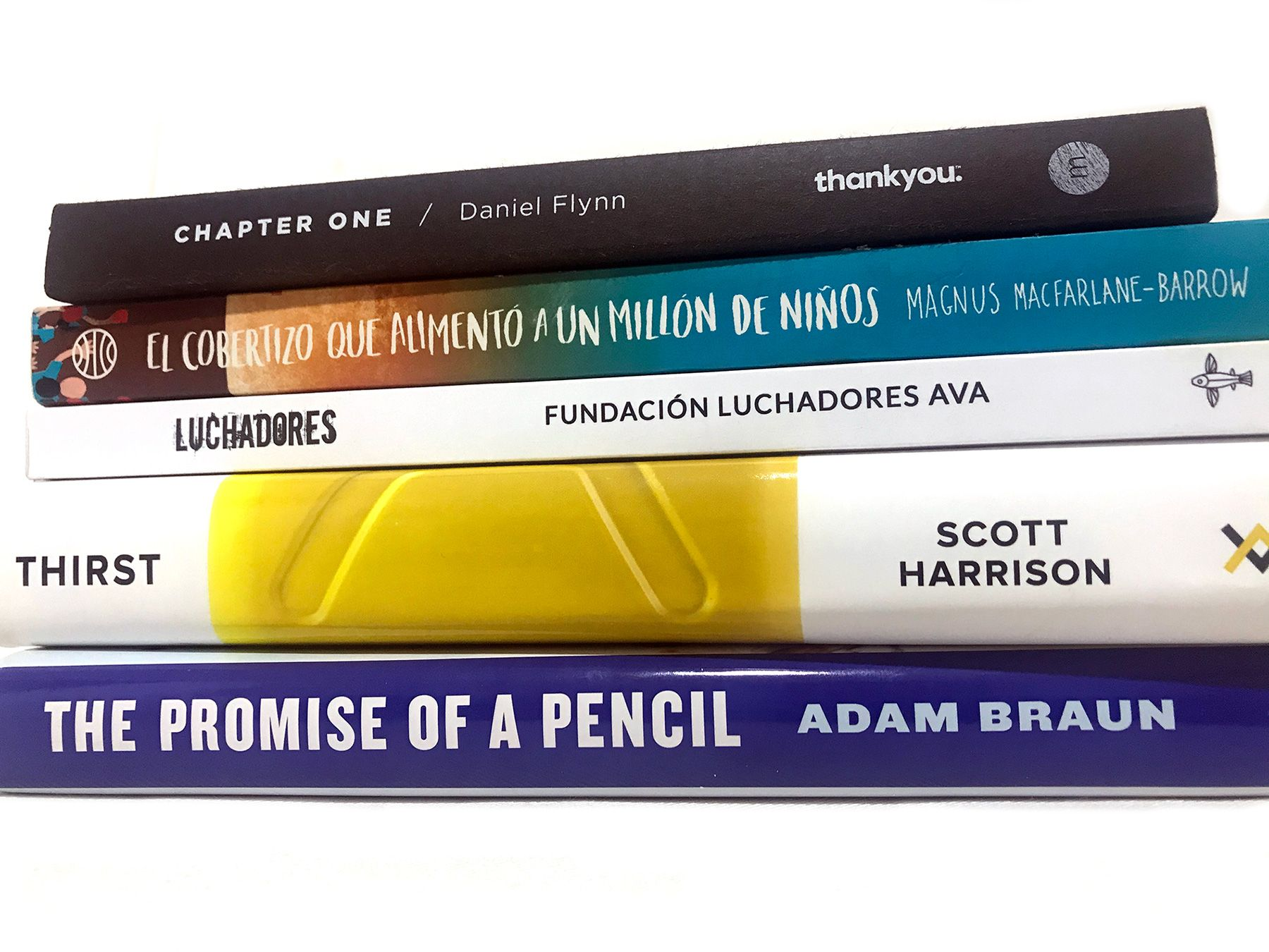 Libros para cambiar el mundo